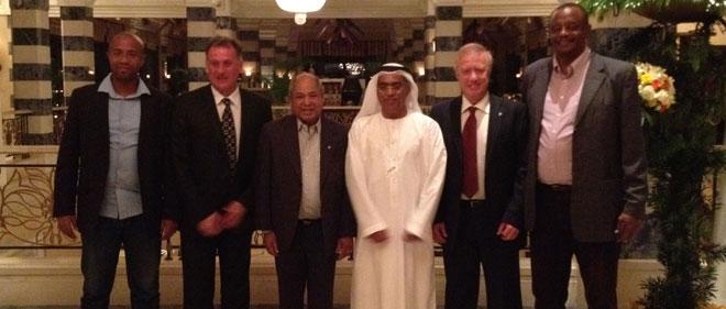 The 15th  Annual Standard Chartered Dubai Marathon