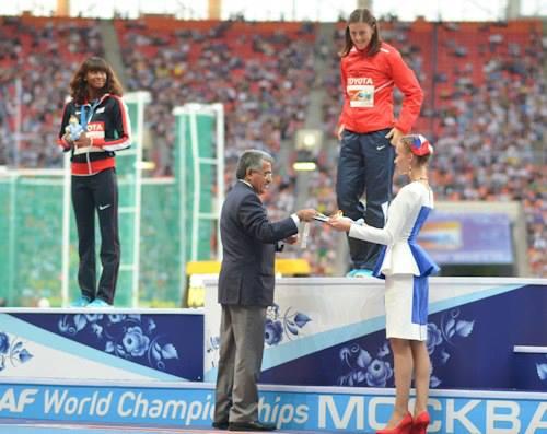 kamali medals 2013